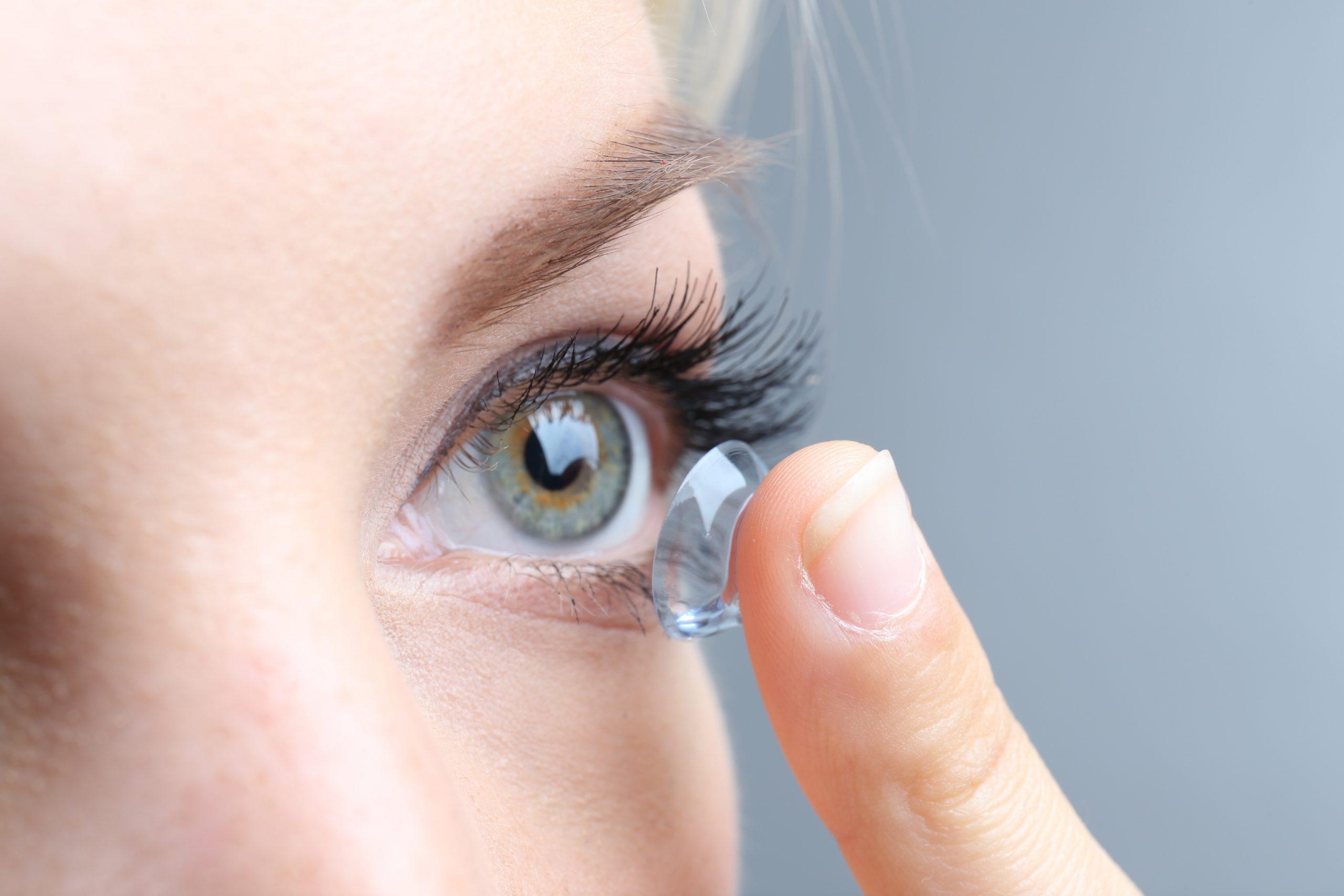 Les lentilles souples