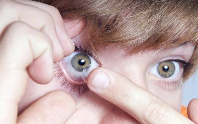 Les lentilles pour enfant