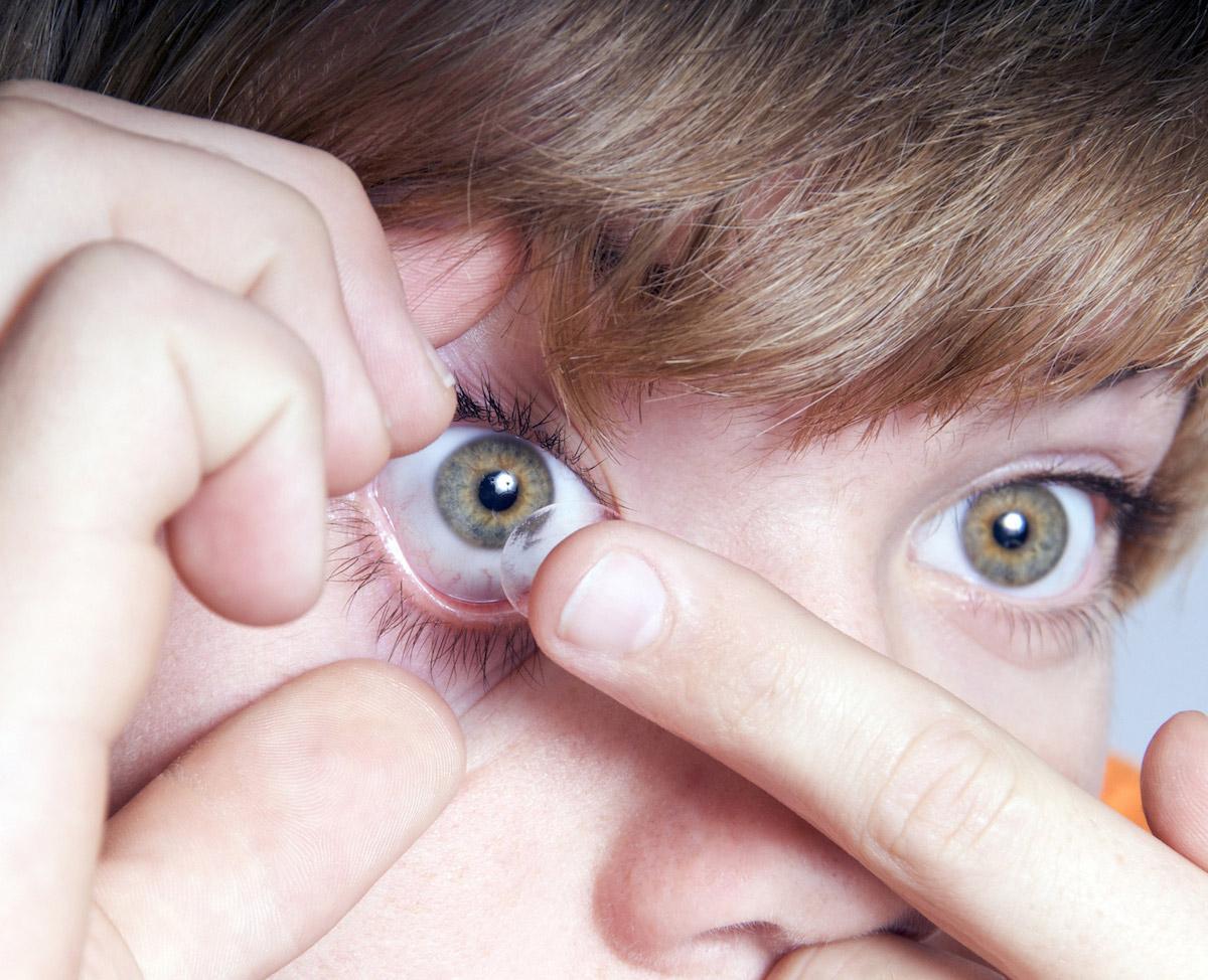 Les lentilles de contact pour enfants Myope - Savoie