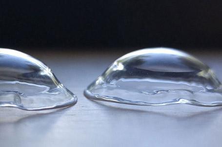 Les lentilles Sclérales